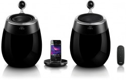 Bộ loa dùng cho smartphone Philips Docking Speakers DS9800W