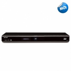 Đầu 3D Bluray Sharp BD-HP25A