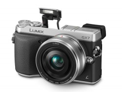 PANASONIC LUMIX DMC-GX7 (LUMIX G 20mm F1.7 ASPH) Lens Kit