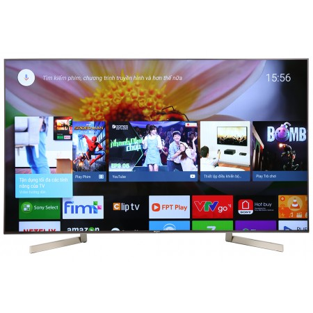 Android Tivi Sony 4K 65 inch KD-65X9000F