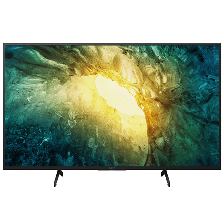 Smart Tivi 4K 43 inch Sony KD-43X7500H HDR Android